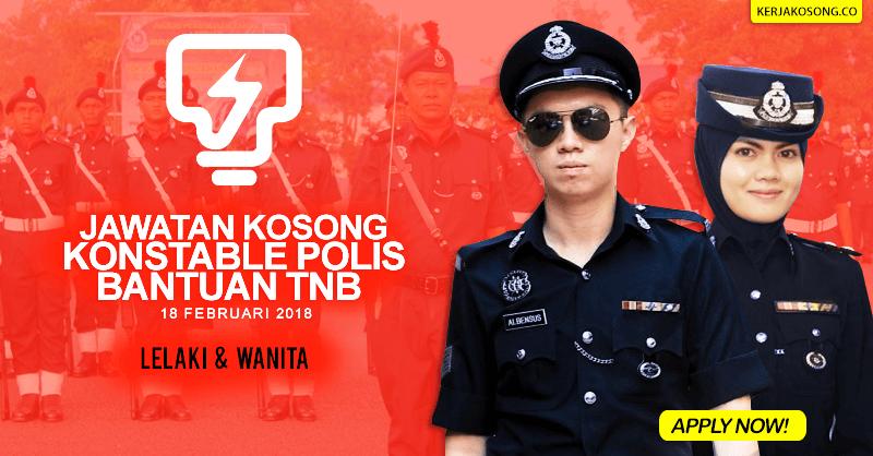 Thumbnail image for Jawatan Kosong Polis Bantuan Seluruh Malaysia