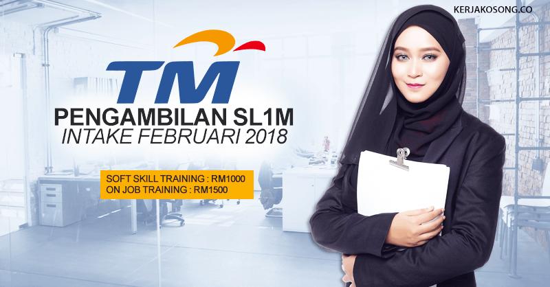 Thumbnail image for Jawatan Kosong Skim Latihan 1 Malaysia (SL1M) Seluruh Malaysia