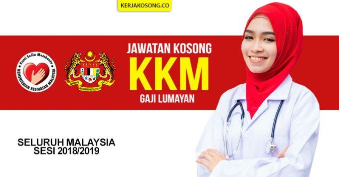 Thumbnail image for Jawatan Kosong KKM (Kementerian Kesihatan Malaysia)