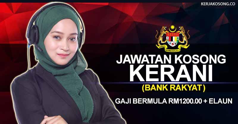 Thumbnail image for Jawatan Kosong Bank Rakyat