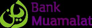 Logo Bank Muamalat transparent